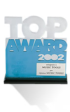 Il Premio Top Award 2002