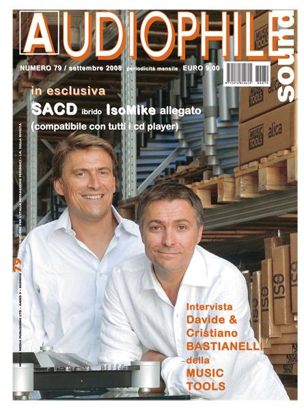 Cristiano e Davide Bastianelli, fondatori di Music Tools